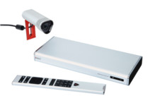 Click for link to Polycom Video Conference Systems information web page and to buy Polycom RealPresence Group 310.